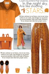 How to wear Faux Leather Printed Pants!