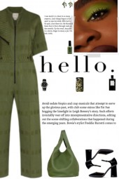 How to wear a Zip-Up Cotton Jumpsuit!