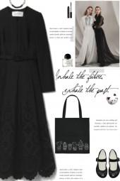 How to wear an Anglaise Lace A-Line Dress!