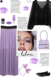 How to wear a Knitted Semi-Lined Maxi Skirt!