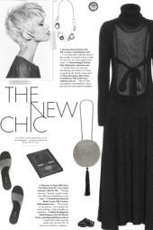 How to wear a Turtleneck Logn Sleeve Maxi Dress!