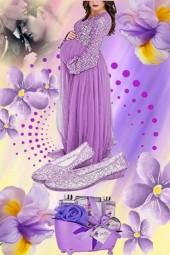 Maternity Dress Maxi