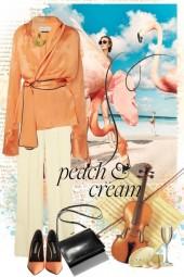 Peach&Cream