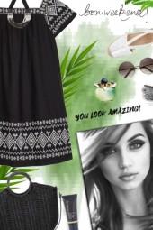 Black summer dream