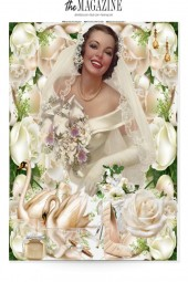 A brides magazine by bluemoon