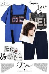 Fashion test