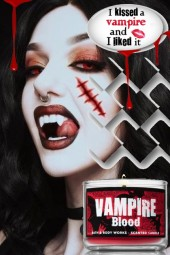 i kissed a vampire n liked it