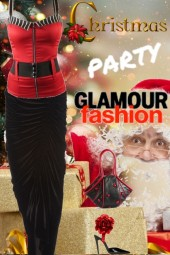 glamour christmas party fashion