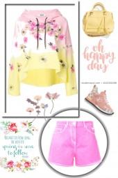 oh happy pastel days
