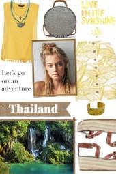 Niki in Thailand