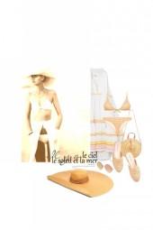 L'Eau Salée Sur La Peau / Salted Water On The Skin