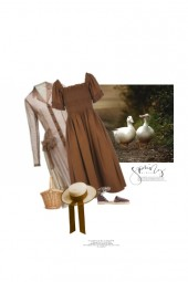 Les Petites Oies / The Little Geese