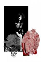 La Reine Contemplative / The Contemplative Queen