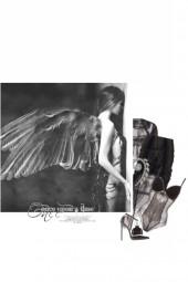 L'Ange Déchue / The Fallen Angel