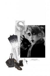 Le Petit Lapin Noir