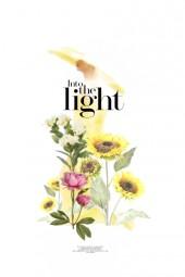 Avec La Lumière Des Fleurs