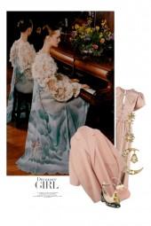 La Jeune Femme Au Piano