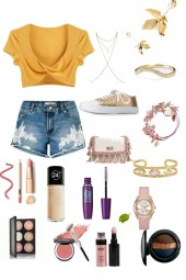 Pink n' Gold