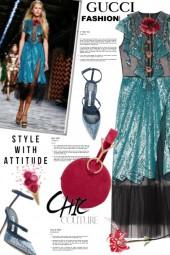 Gucci Fashion: Style with Attitude