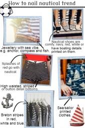 How to nail nautical