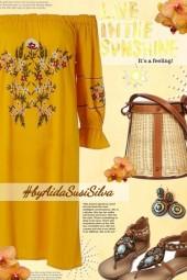 Yellow to shine!