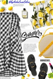 Mixing Prints: Chess and Lemons!