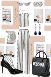 B&W Elegance
