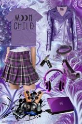 purple DJ