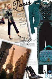City Life: Paris