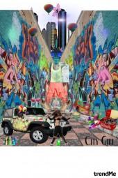 Modern City Girl