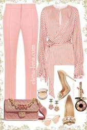 Розовый шик