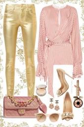 Золотые брюки!
