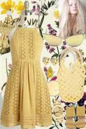 SUNSHINE AND EYELET