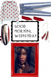 MANY BLESSINGS TO YOU THIS WEDNESDAY MORN !