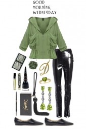 ADD GREEN TO YOUR DAY