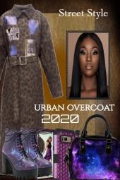 URBAN OVERCOAT 2020