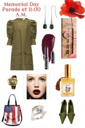 : : MEMORIAL DAY PARADE OUTFIT : :
