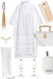 WHITE AND GOLD 112720202