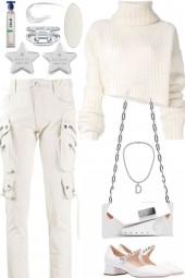 SUPER WHITE ALL WHITE MONOCHROME 12162020