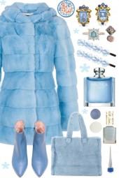 BABY BLUE WINTER