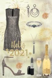 Happy New Year 2021 :)