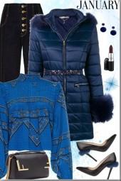 Blue January !