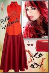 Hello Weekend !!