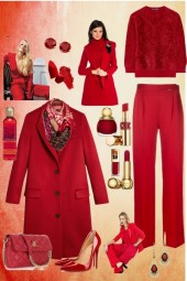 Red-on-Red...RED...The color everyone can wear