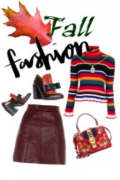 Fashion fall