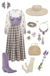 Lavender Beaty