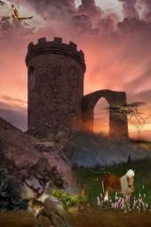 Sunrise castle