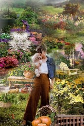 In the garden 2