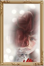 A sweet little pet