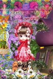 Little doll's world